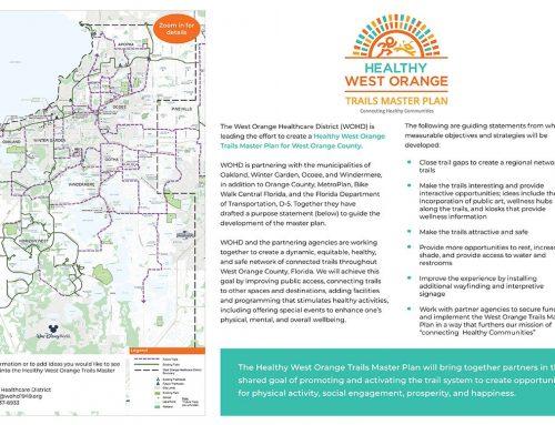 Master-Planning Underway for West Orange Trail Expansion